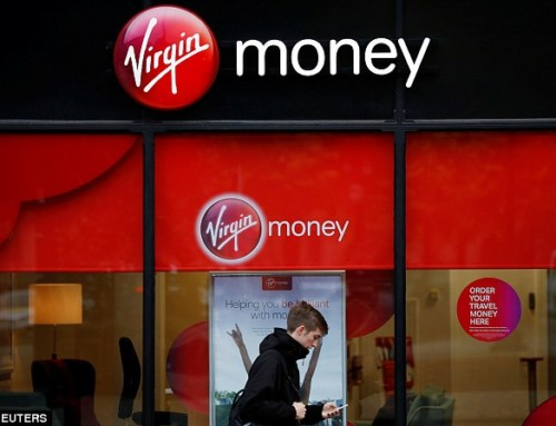 Virgin Money reveals £140m cost of takeover by CYBG