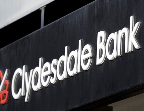 Hunger striker ends protest after Clydesdale Bank offers meeting