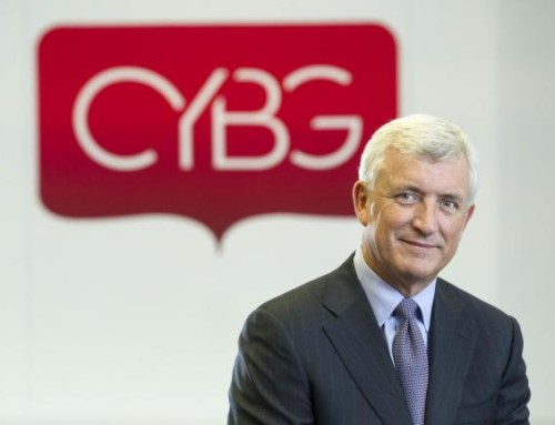Stock market value of Clydesdale Bank owner CYBG cut by £270m